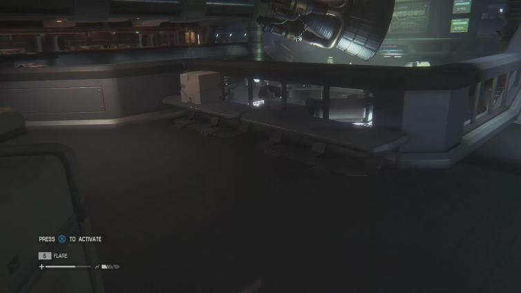 HappyMoogles playing Alien: Isolation