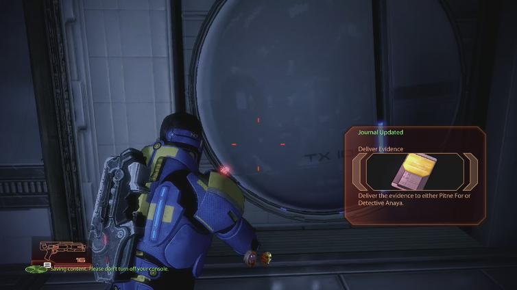 MrJarodimus playing Mass Effect 2